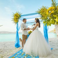 свадебная церемния в Тайланде