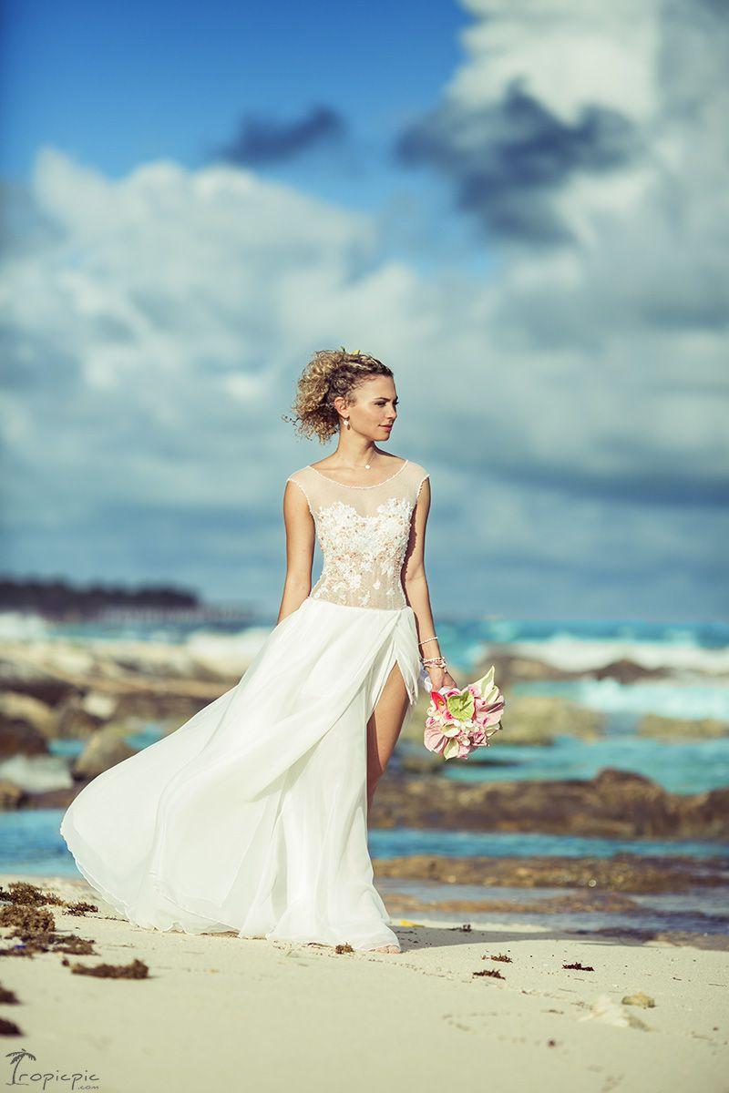 невеста у моря - фото 1789413 TropicPic-Фотосъёмки в Таиланде, Бали, Мальдивах