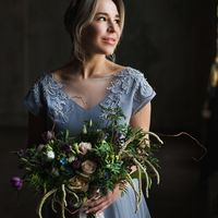 Фото:  Видео:  Свадебный организатор:  Платье Невесты:  Платья подружек невесты:  Флорист:  Площадка:  Прическа:  Макияж:  Модели