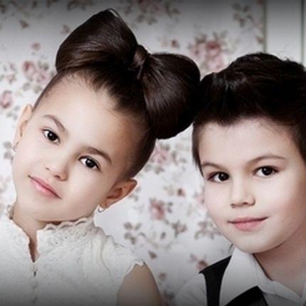 Детская причёска