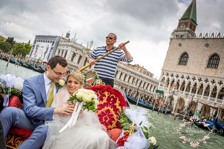Венеция Свадьба - фото 7061330 Italia Viaggi - организация свадеб