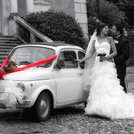 Авто на свадьбу в Италии
