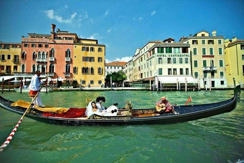 Свадебные фотосессии в Венеции - фото 7191010 Italia Viaggi - организация свадеб
