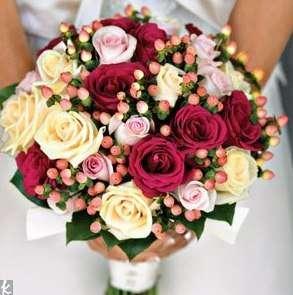 бордо-лиловый-розовый - фото 7309872 Italia Viaggi - организация свадеб