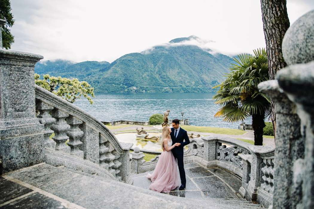 Романтика, пропитанная дождём... Озеро Комо 2019 - фото 18820766 Italia Viaggi - организация свадеб
