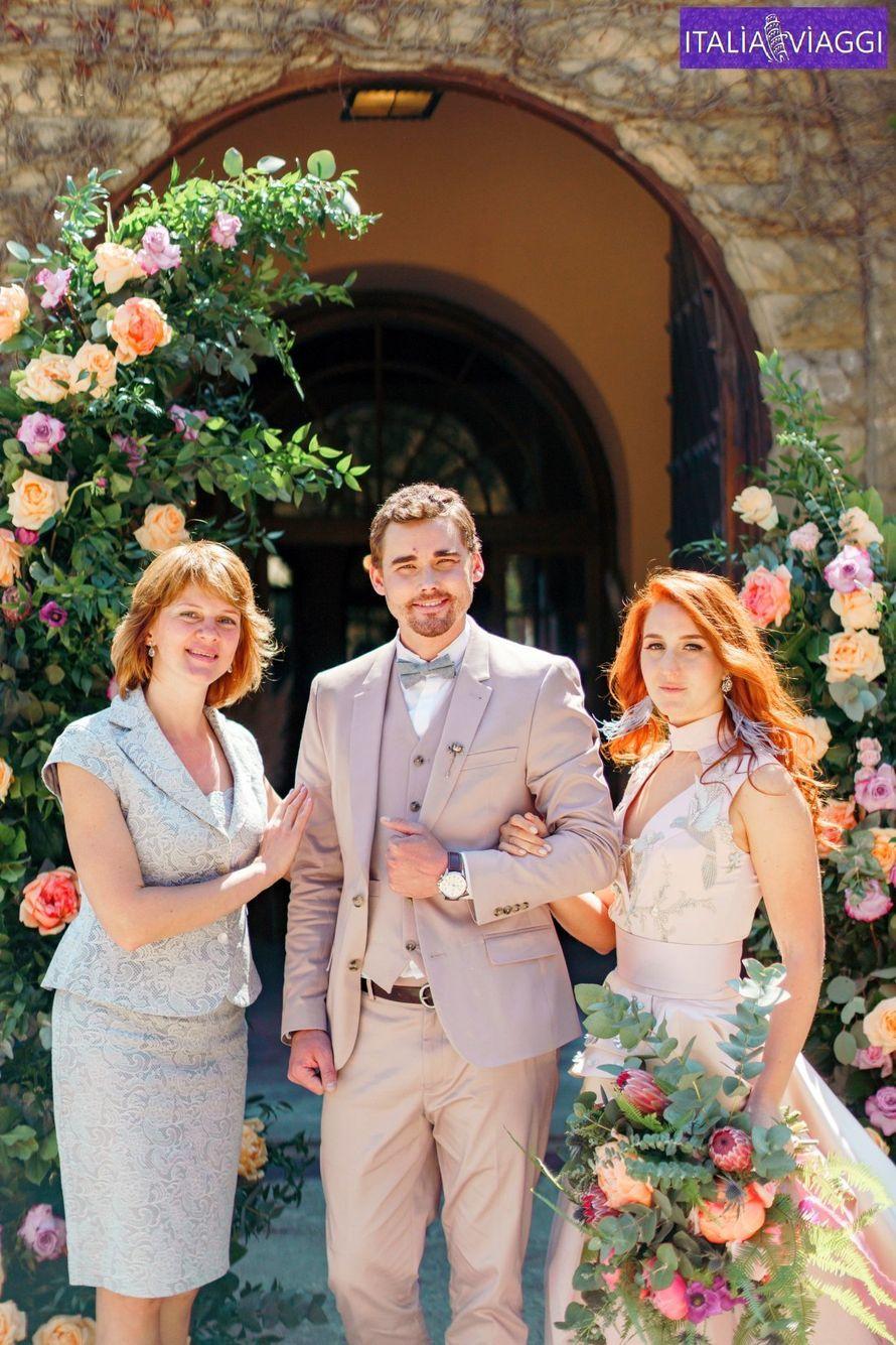 Свадьба М+О в апреле 2019 - фото 19086214 Italia Viaggi - организация свадеб