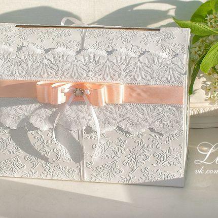 Казна для денежных подарков в цвете вашей свадьбы