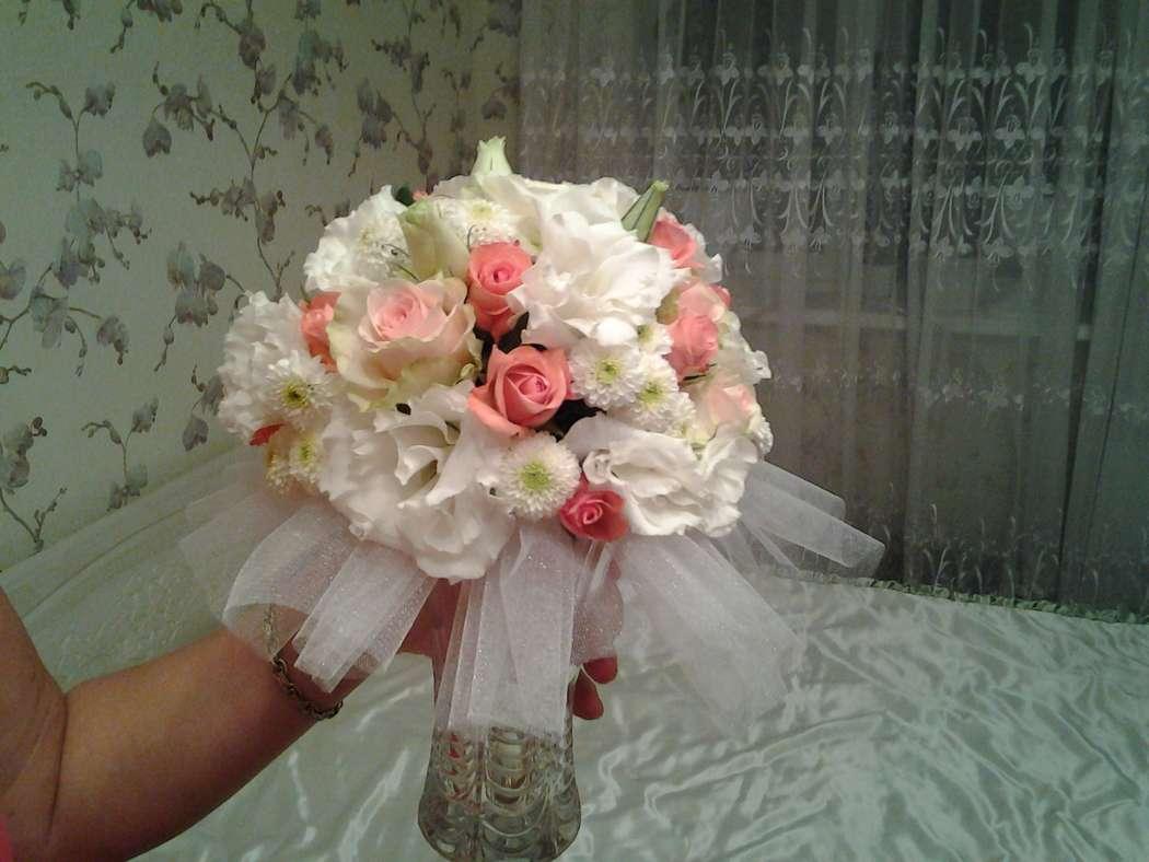Букеты и невесты фото своими руками