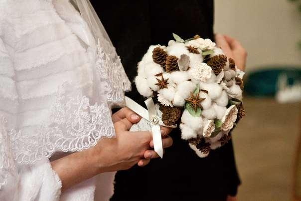 Морозостойкий букетик) - фото 2330896 Флорист Наталья Жукова