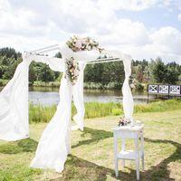 Декор свадебной церемонии