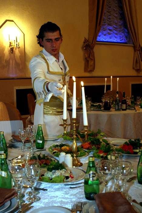 """Фото 2414423 в коллекции Мои фотографии - Банкетный ресторан """"KlassiK"""" в Петергофе"""