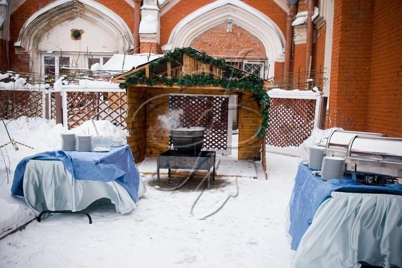 """Фото 2414511 в коллекции Мои фотографии - Банкетный ресторан """"KlassiK"""" в Петергофе"""