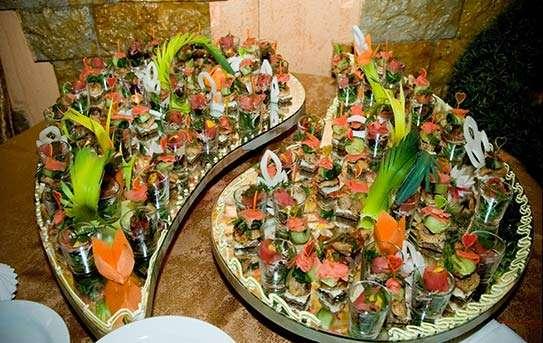 """закуска - фото 2414537 Банкетный ресторан """"KlassiK"""" в Петергофе"""