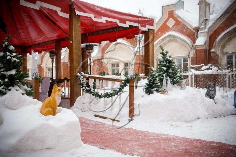 """Фото 2414565 в коллекции Мои фотографии - Банкетный ресторан """"KlassiK"""" в Петергофе"""