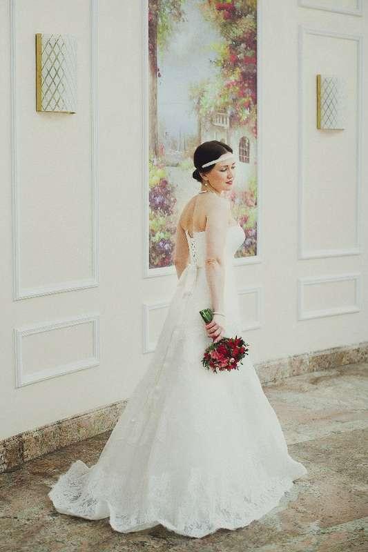 """Фото 2350818 в коллекции Невесты в наших платьях - Шоу-рум """"Wedding Romm"""" - свадебные платья"""
