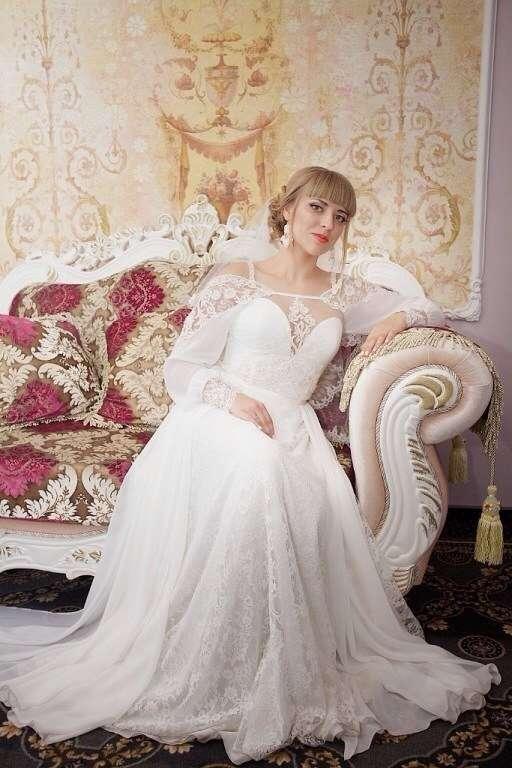 """Фото 3758253 в коллекции Невесты в наших платьях - Шоу-рум """"Wedding Romm"""" - свадебные платья"""