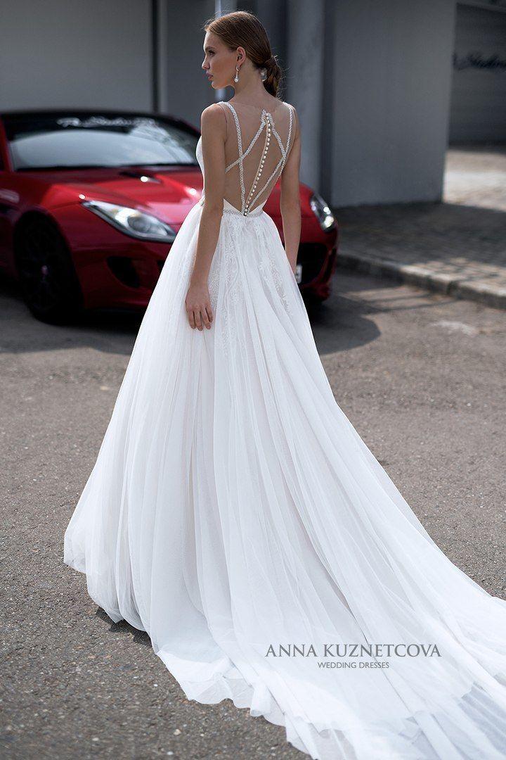 """Свадебное платье Талиша - фото 19246650 Шоу-рум """"Wedding Romm"""" - свадебные платья"""