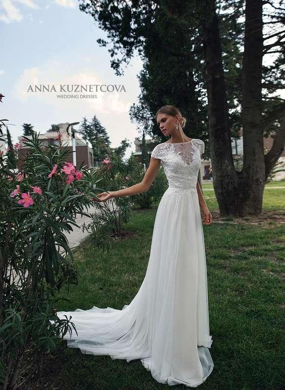 """Свадебное платье Сондра - фото 19246660 Шоу-рум """"Wedding Romm"""" - свадебные платья"""