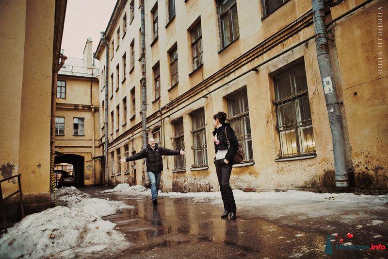 Питерский дворик - фото 112100 Фотограф Инна Птицына