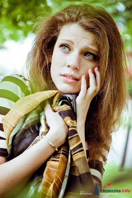 Портрет на природе - фото 115132 Фотограф Инна Птицына