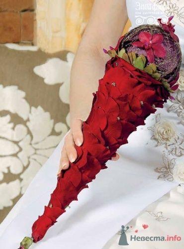 Необычный букет невесты  - фото 344 moonwoman
