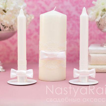 Свадебные свечи мари