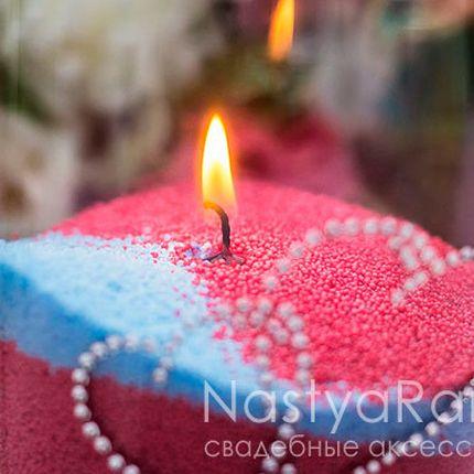 Фитиль для насыпных свечей