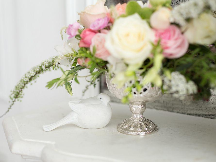 """Свадебная фотосессия. Декор, флористика, аксессуары - Студия """"Настя Рай"""" - фото 12558226 """"Настя Рай"""" - платья, аксессуары, цветы и декор"""