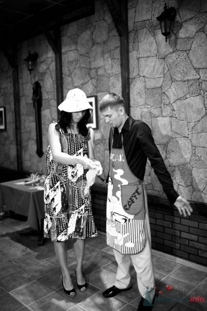 "Фото 48962 в коллекции Свадьба в стиле фильма ""Маска Зорро"""