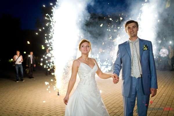"""Эх славное было время - холодный фейерверк на Китай-городе! - фото 70531 Funday - свадебное агентство парка """"Сокольники"""""""