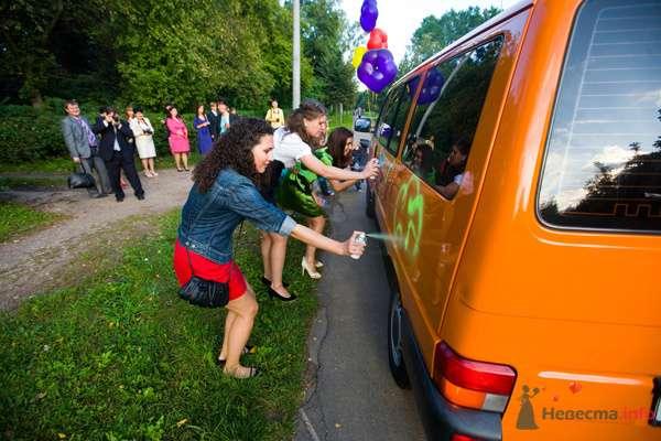 """а ну-ка, девочки! - фото 73429 Funday - свадебное агентство парка """"Сокольники"""""""