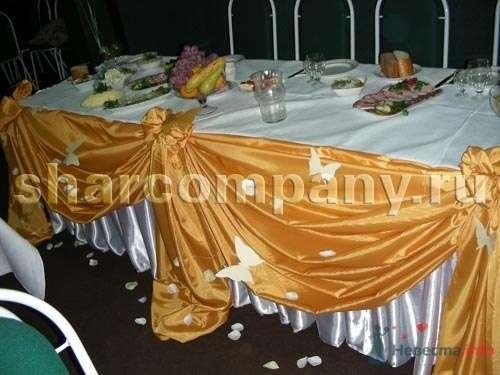 """Декорирование стола - фото 15184 Компания """"Шар"""" - оформление"""