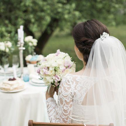 Свадебная фотосъёмка в стиле Fine Art