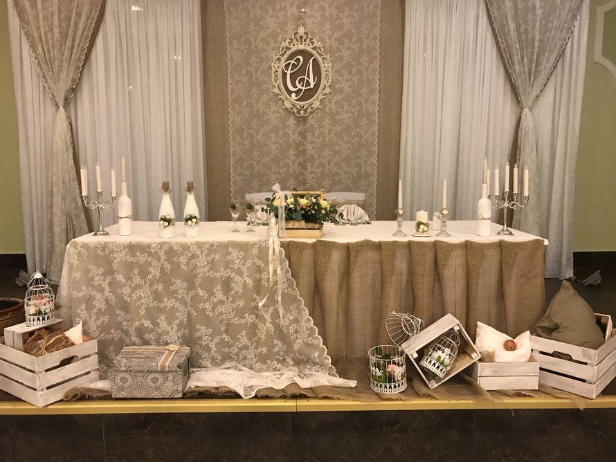"""Фото 17434880 в коллекции Оформление президиума -  """"Brides book"""" - организация свадеб"""