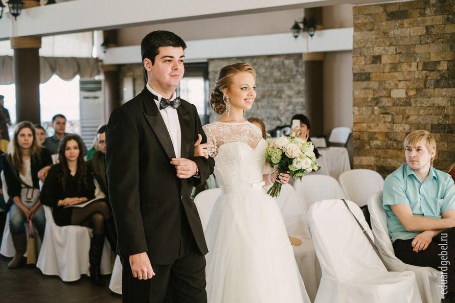 Фото 2377486 в коллекции Свадьба В Ленинских Горках - Ленинские Горки, кафе Веранда