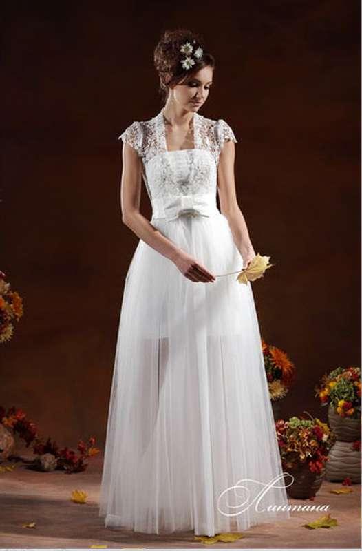 """Фото 1124571 в коллекции Свадебные платья от  салона «Невеста»   г. Волжский - Стилисты """"Дуэт Свадебных Стилистов"""""""