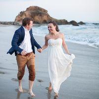 Необычная свадебная церемония в штате Калифорния.