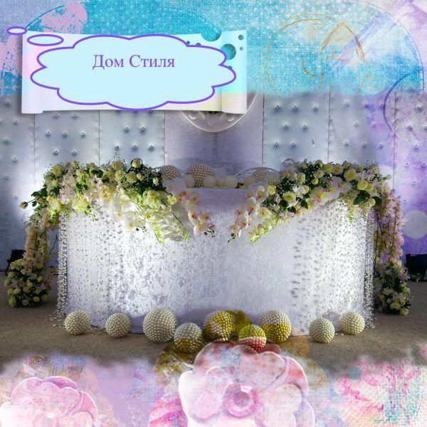 Фото 2928517 в коллекции Мои фотографии - Свадебный декор от Дом Стиля