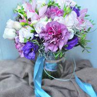 эустома роза лаванде лейс лимониум фисташка орхидея фрезия гвоздика гипносис 4500