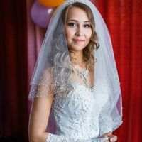 Невеста Алена Визажист-стилист: Марина Усова Фото: Денис Колмогорцев