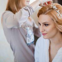 Невеста Юлия Фотограф: Денис Парфенов Визажист-стилист: Марина Усова