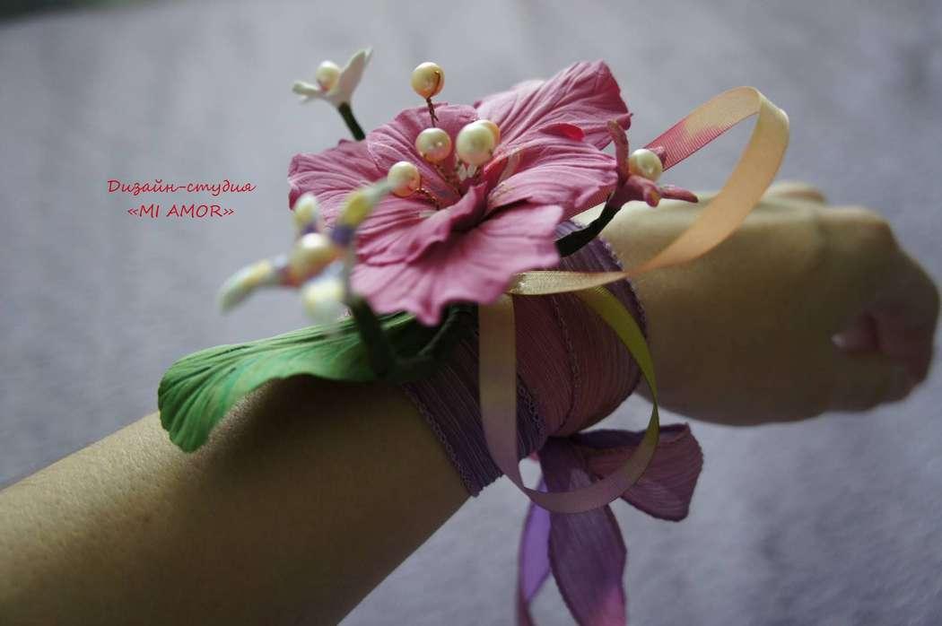 """браслет на руку для невесты - фото 2435057 Дизайн-студия """"Mi Amor"""" - свадебные аксессуары"""