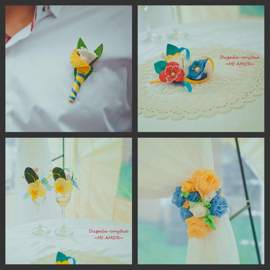 """Фото 2542941 в коллекции Мои фотографии - Дизайн-студия """"Mi Amor"""" - свадебные аксессуары"""