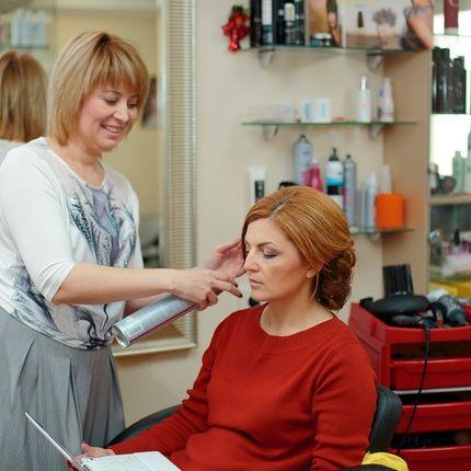 Репетиция причёски