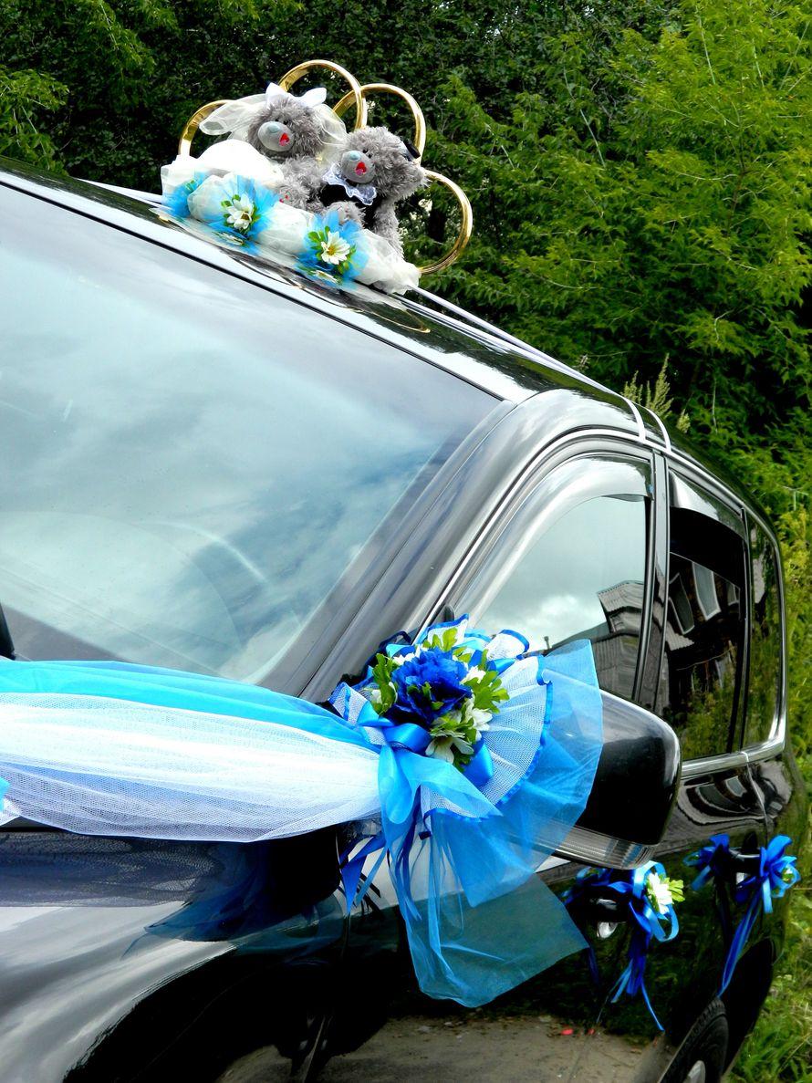 Фото 6266695 в коллекции бело-синяя - Сasamento  украшения на авто
