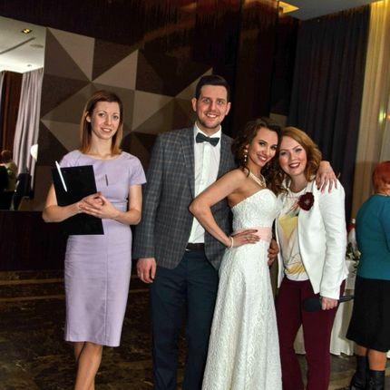 Проведение свадьбы в Москве