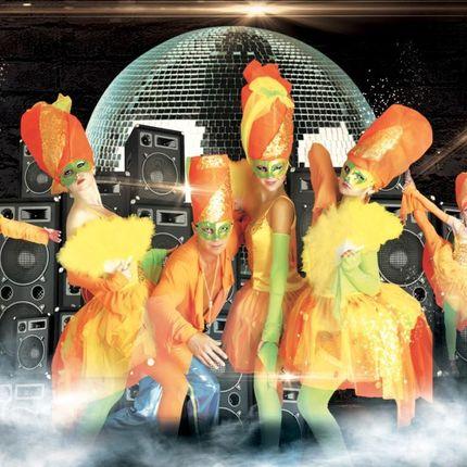 концертные выступления на праздничных мероприятиях.