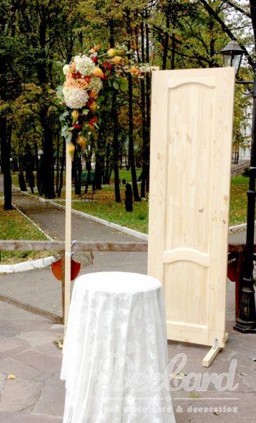Церемония росписи на улице! - фото 2549893 Студия оформления Deccard