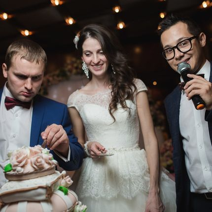 """Проведение свадьбы - пакет """"Особенный"""""""