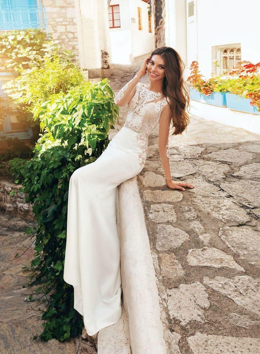 """Фото 16953308 в коллекции Шикарные модели от Кутюр и не только! - Свадебные платья """"Богиня"""""""